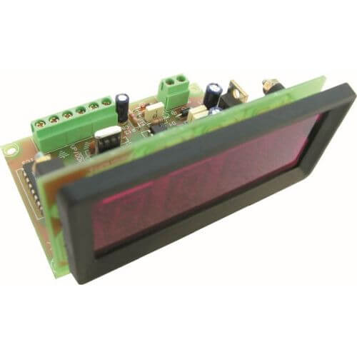 4-Digit Up/Down Counter Module with Memory (13mm Digits)