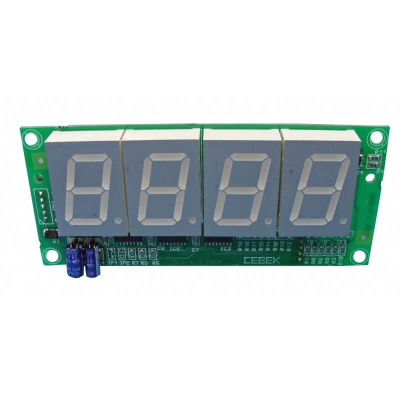 Cebek CD-7 (CCD007) - 4-Digit Up/Down Counter Module (20mm Digits)