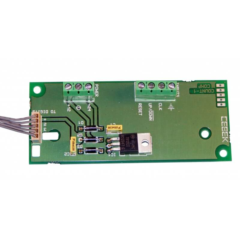 4-Digit Up/Down Counter Module (25mm Digits)