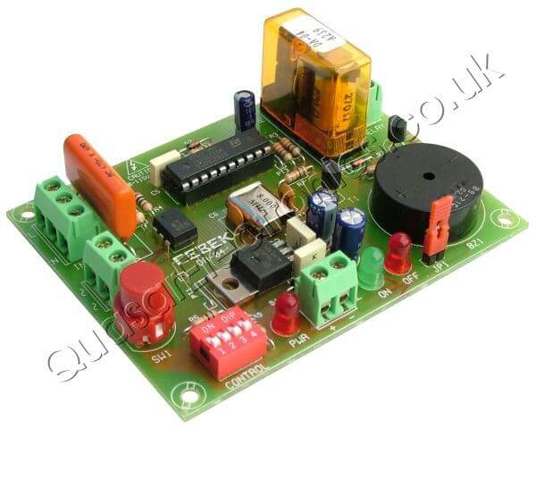 Intelligent Melody Activated Access Control Module for Door Bells