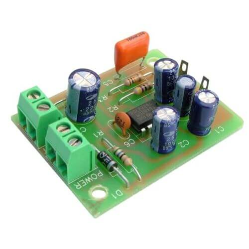 0.5W RMS Mono Audio Power Amplifier Module (LM386)