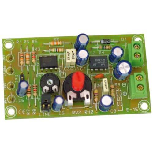 1.8W RMS Mono Audio Power Amplifier Module + Preamp