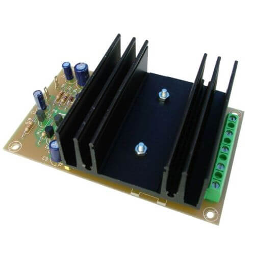 Cebek E-6 (CE006) - 35W RMS Mono Hi-Fi Audio Power Amplifier Module