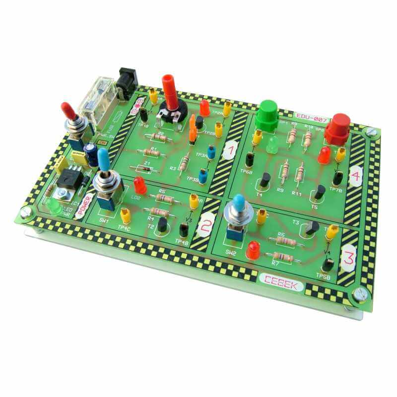 Transistor Educational Experimenter Board