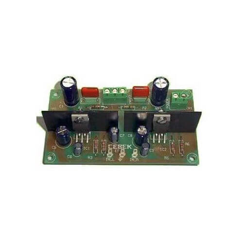 5W RMS Stereo Audio Power Amplifier Module (TDA2003)
