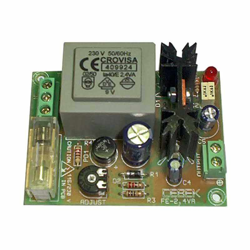 Power Supply Module, 230Vac to 5Vdc, 220mA