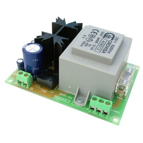 Power Supply Module, 230Vac to 5Vdc, 1A