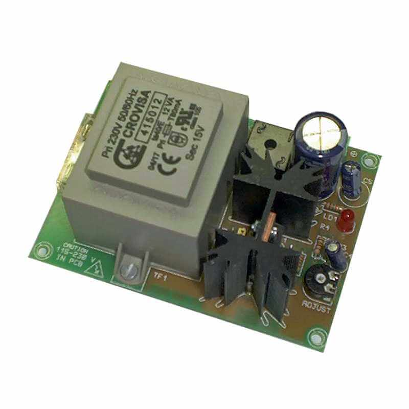 Cebek FE-123 (CFE123) - Power Supply Module, 230Vac to 12Vdc, 600mA