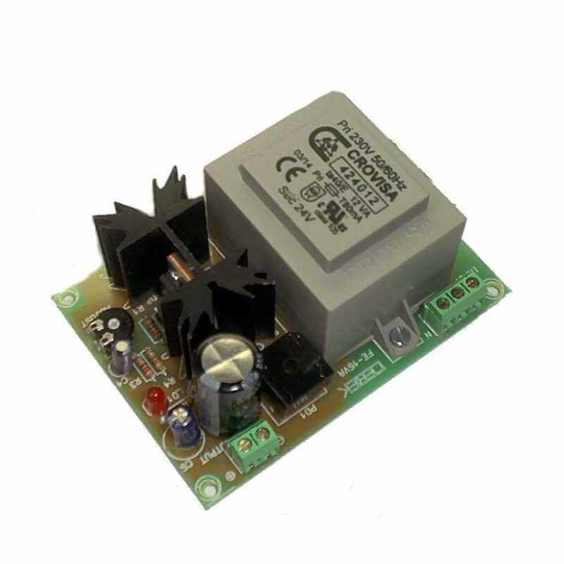 Power Supply Module, 230Vac to 24Vdc, 400mA