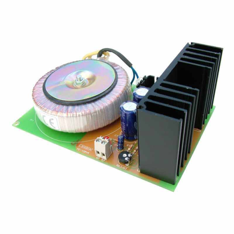 Toroidal Power Supply Module, 230Vac to 12Vdc, 4.5A
