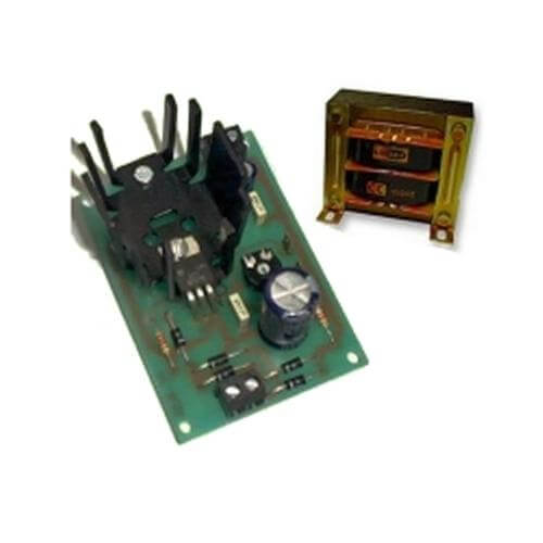 Power Supply Module, Variable 12-24Vdc, 0.5A with 230Vac Transformer