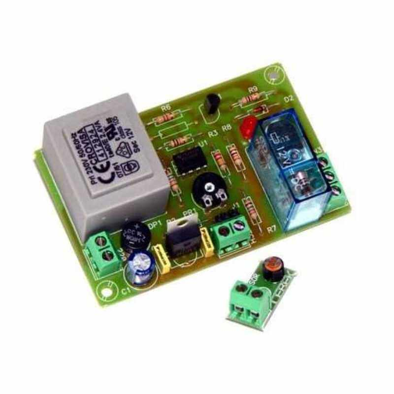 230Vac Light Detector Relay Module
