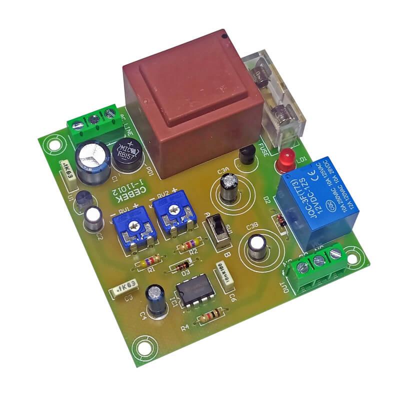 cebek i 110 230vac cyclic timer relay module 0 3 sec to 1 min230vac cyclic timer relay module, 1 sec to 1 min