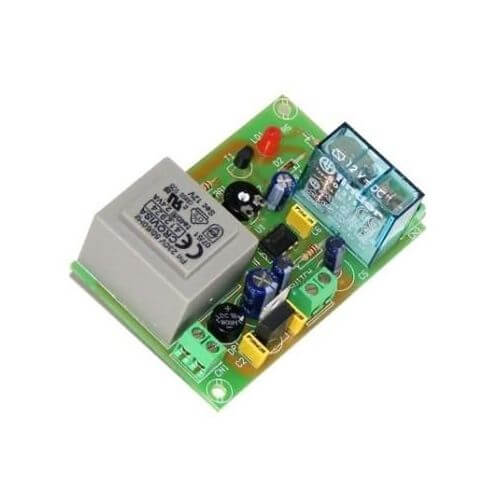 Cebek I-130 (CI130) - 230Vac Re-Triggerable Delay Timer Module, 1 to 180 Second