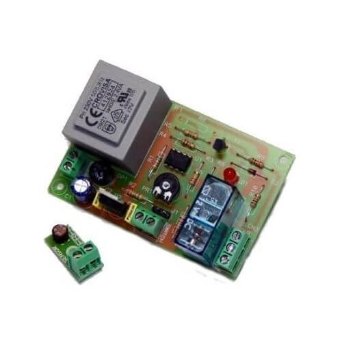 Cebek I-142 (CI142) - 230Vac Darkness Activated Relay Module