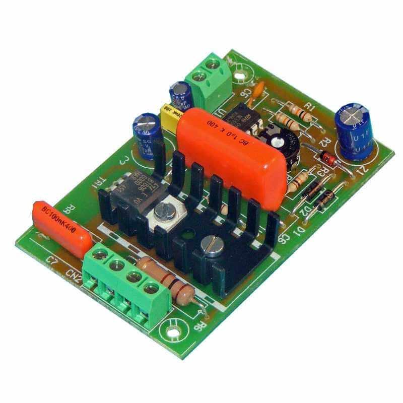 Cebek I-18 (CI018) - 230Vac Delay Timer Triac Module, 1 to 180 Second