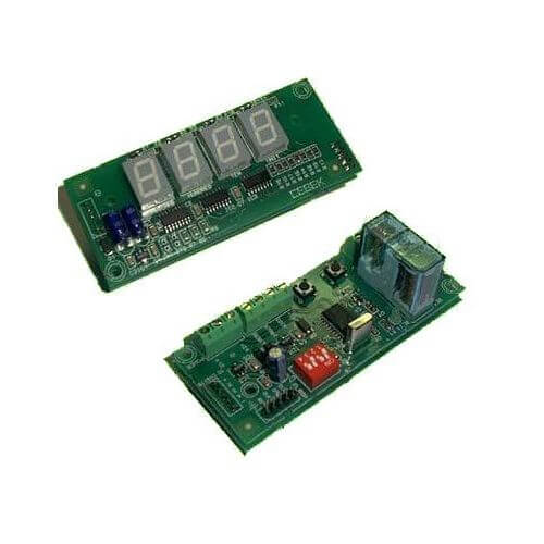 Coin Mechanism Timer Control Board, 5 Sec - 999 Min