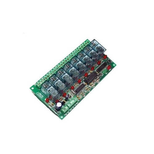 8-Channel Mobile Phone Remote Control Relay Board