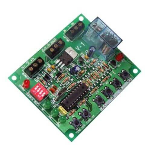 14-Mode Programmable Delay-Cyclic Timer Relay Board 0.1Sec - 497Days