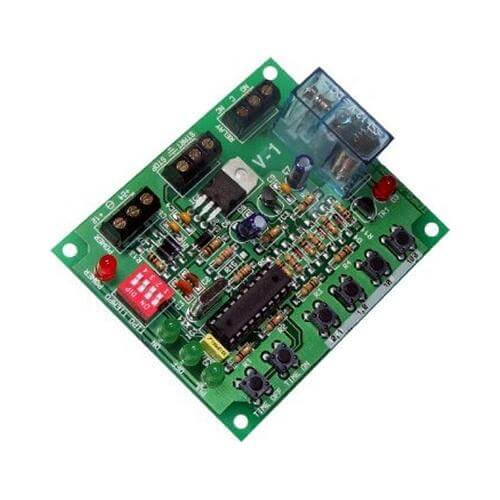 14-Mode Programmable Long Delay-Cyclic Timer Relay Board 1 Sec-497Days