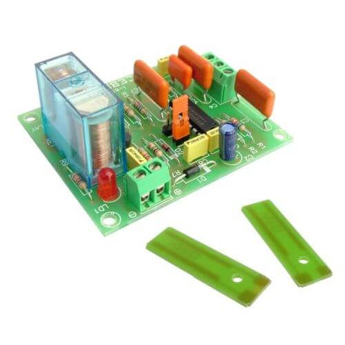 12Vdc Fluid Level Controller Relay Module