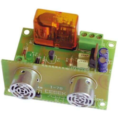 Ultrasound Movement Detector Relay Module