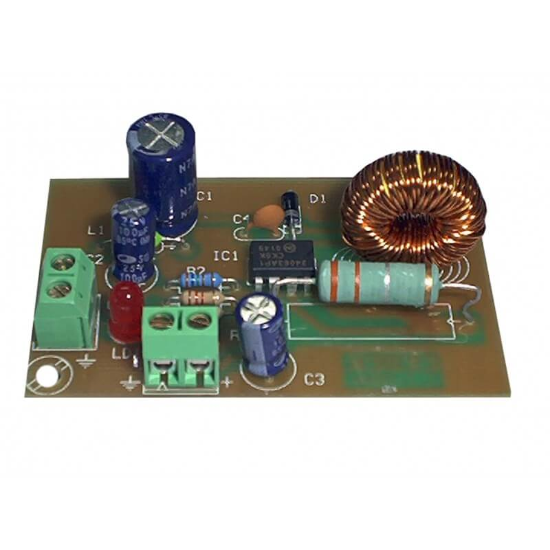 15V DC - DC Step-Up Converter 175mA Module