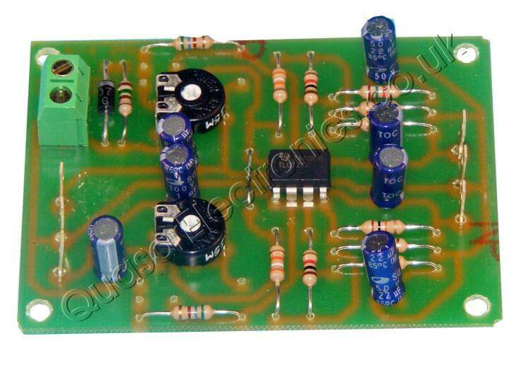 General Purpose Stereo Pre-Amp Module