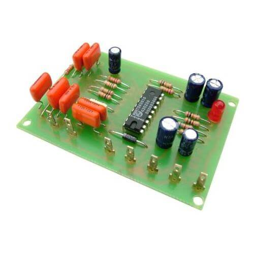 Pseudo Stereo Sound Effect Module