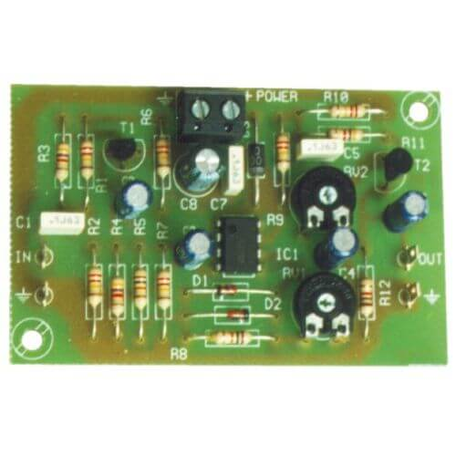 Fuzzbox for Electric Guitar Module