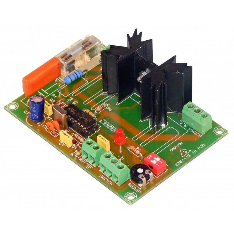 Dusk/Dawn Effect Lighting Controller Module, 230Vac 50Hz, 750W