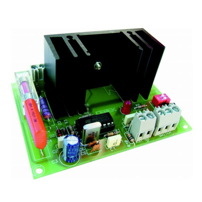 Dusk/Dawn Effect Lighting Controller Module, 230Vac 50Hz, 1500W
