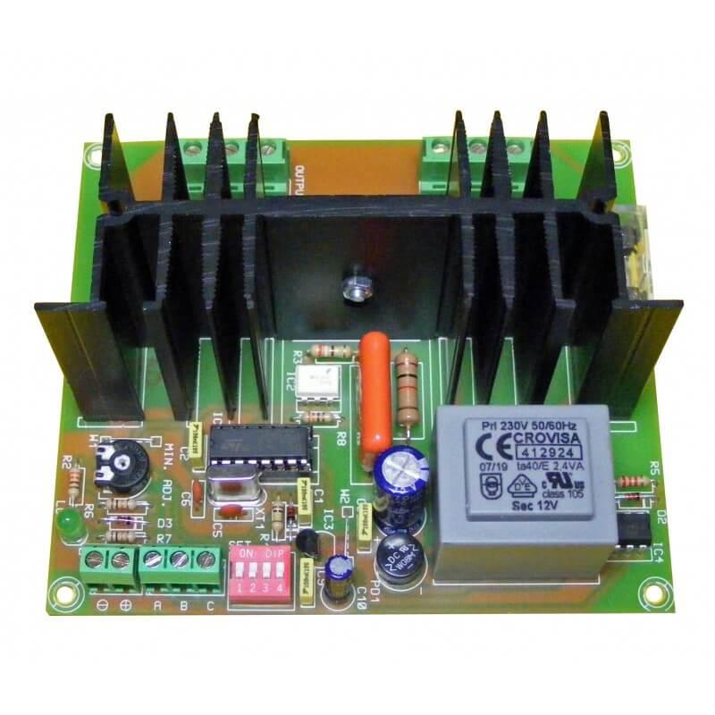 Cebek r 26 cebek r 26 230vac motor speed controller 2500w Speed control for ac motor