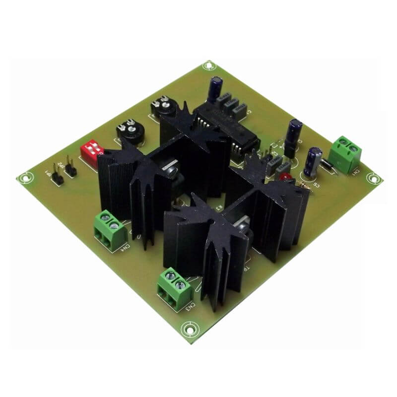 2 Output Cyclical Night/Day Lighting Controller (12Vdc, 4A)