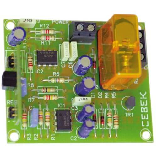 Infrared (IR) Object Detector Relay Module