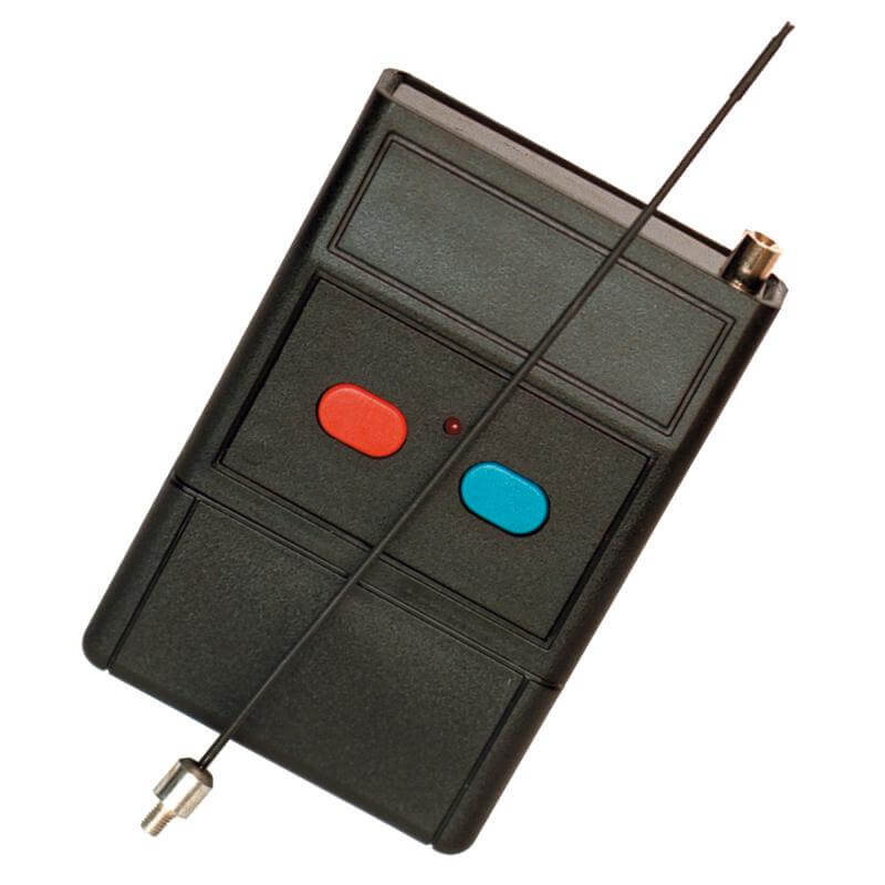 2-Channel Handheld Remote Control Transmitter, 100m (Group 3)