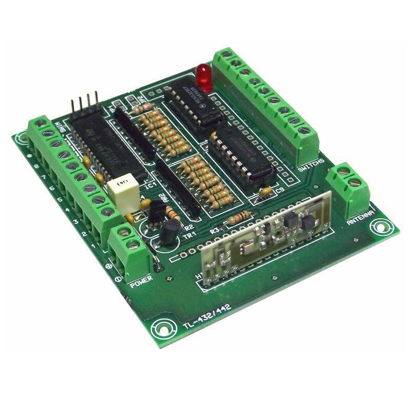 16-Channel Remote Control Transmitter Module, 100m (Group 3)