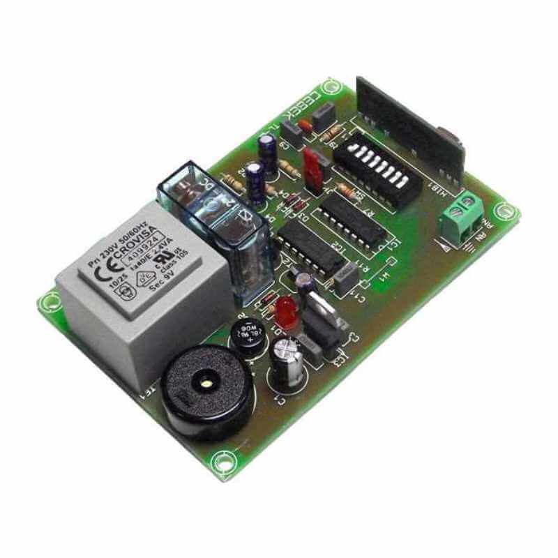 1 Channel Toggle Relay Receiver Module, 230Vac
