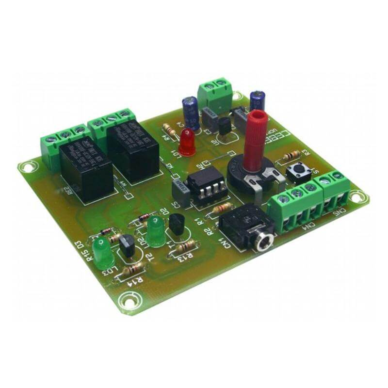 PICAXE 08M2 Dual Relay Development Board