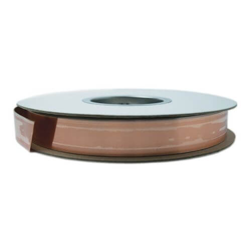Flat Copper Tape, 12.5mm Wide (100m Reel)