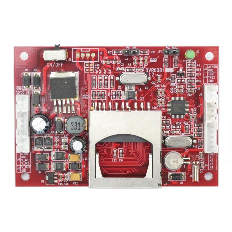 Image Recording Module with EV Board and Cables