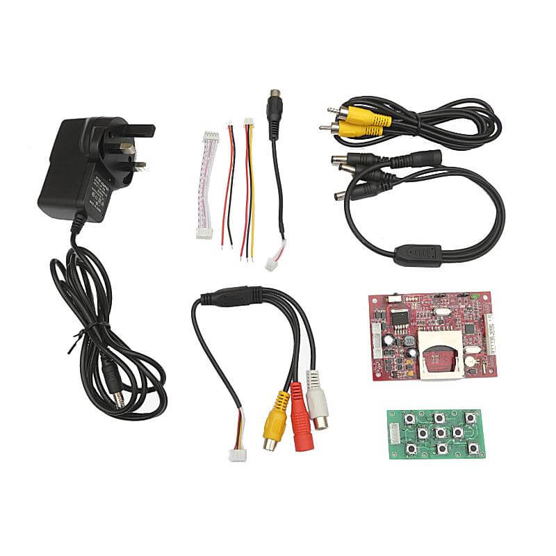 Image Recording Module with Motion Detection EV Kit