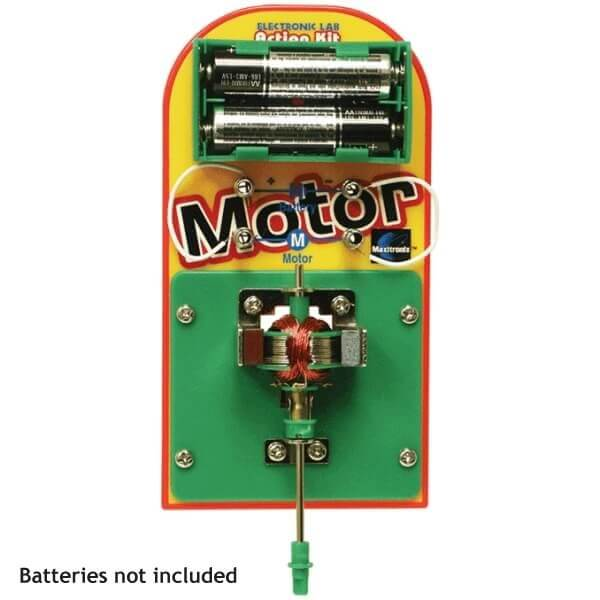 Electronic Motor Action Kit