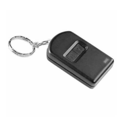 Two Channel UHF Keyfob Transmitter for RX002 Receivers (Uncoded)