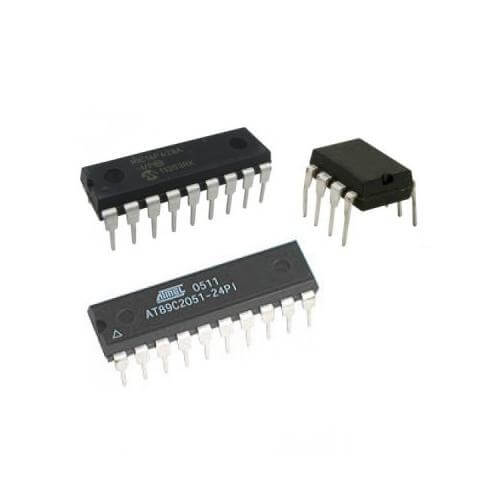 Blank PIC / 8051 Microcontrollers