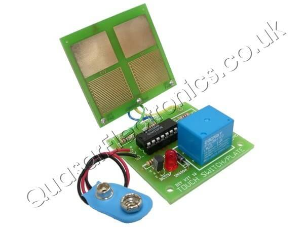 Touch/Contact Latching Switch Kit