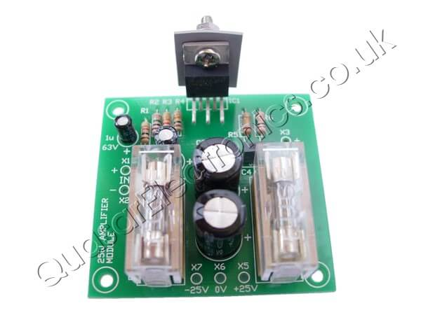 25W Hi-Fi Audio Amplifier (LM1875)