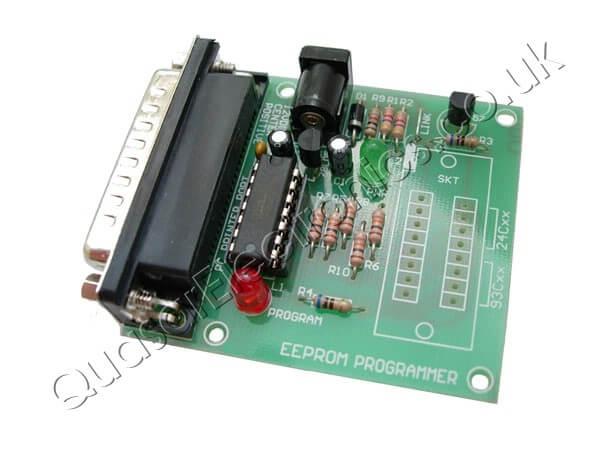 EEPROM Programmer (24 Series, I2C bus, SPI 93)