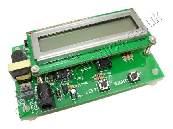 DTMF Decoder and Display