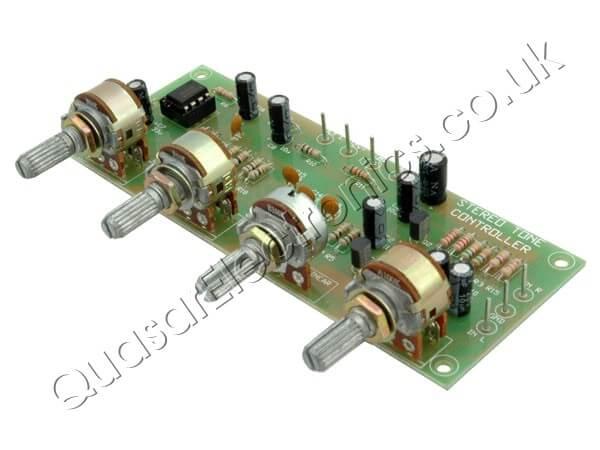 Stereo Tone Controls